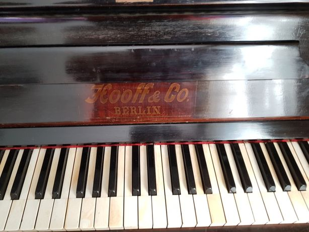 Pianina Hoff&Co Berlin