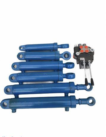 Cilindru hidraulic, cilindrii hidraulici