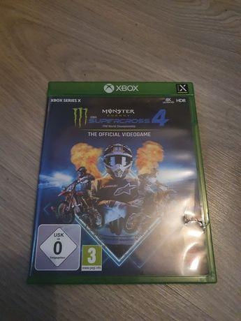 Supercross 4 Xbox Series X