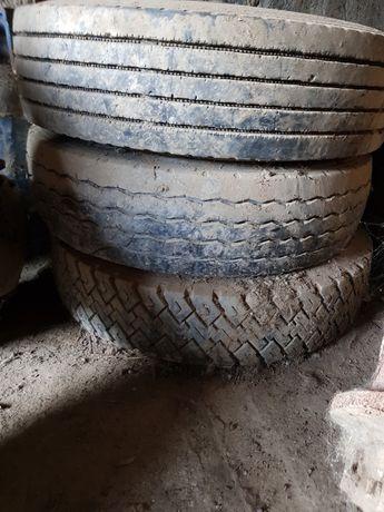 Джанти със гуми за Мерцедес 814