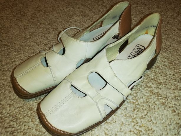 Pantofi dama rieker 40