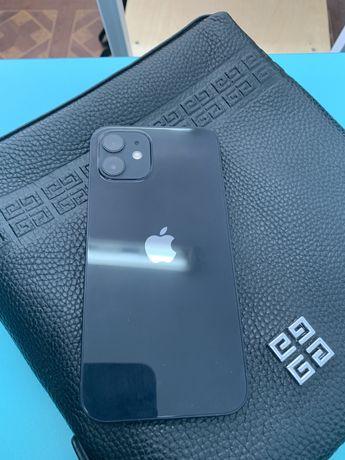 Айфон 12 128гб чёрный
