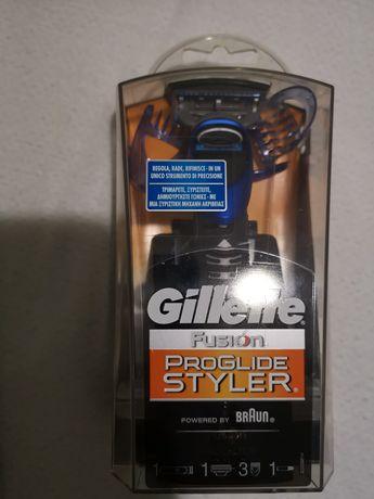Aparat ras Gillette cu baterie