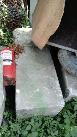 Picioare beton pt Coșara porumb