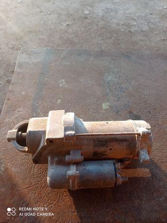 Стартер на дизельный двигатель Т-40(трактор), на САК, б/у.