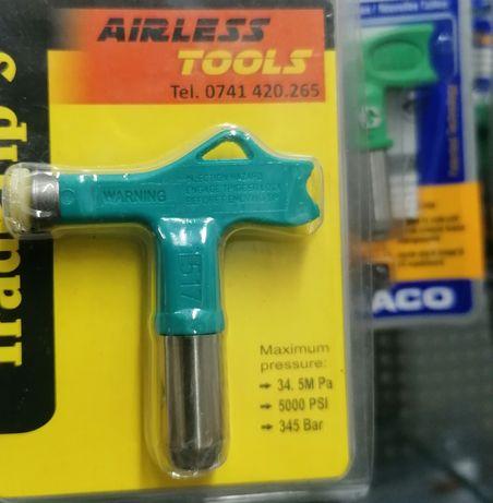 Duza airless zugravit low pressure presiune joasa
