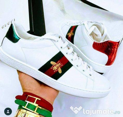 adidasi firma Gucci model nou import italia/marimi diverse/