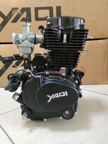 Двигатель мото 150 и 200 кубов