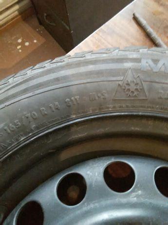 Метална  Джанта +Гума за Опел Корса :GM   LR    5 1/2