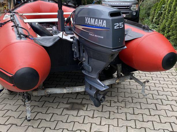 Barca motor 25 hp