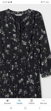 Caut rochie Hm plisata