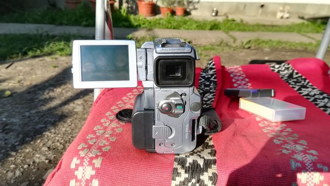 Camera de filmat sony.