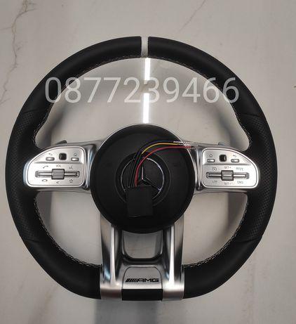 Волан Mercedes AMG Мерцеде АМГ w205 w213 w177 w118 w222 w212 w166 w218