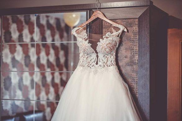 Бутикова булчинска рокля