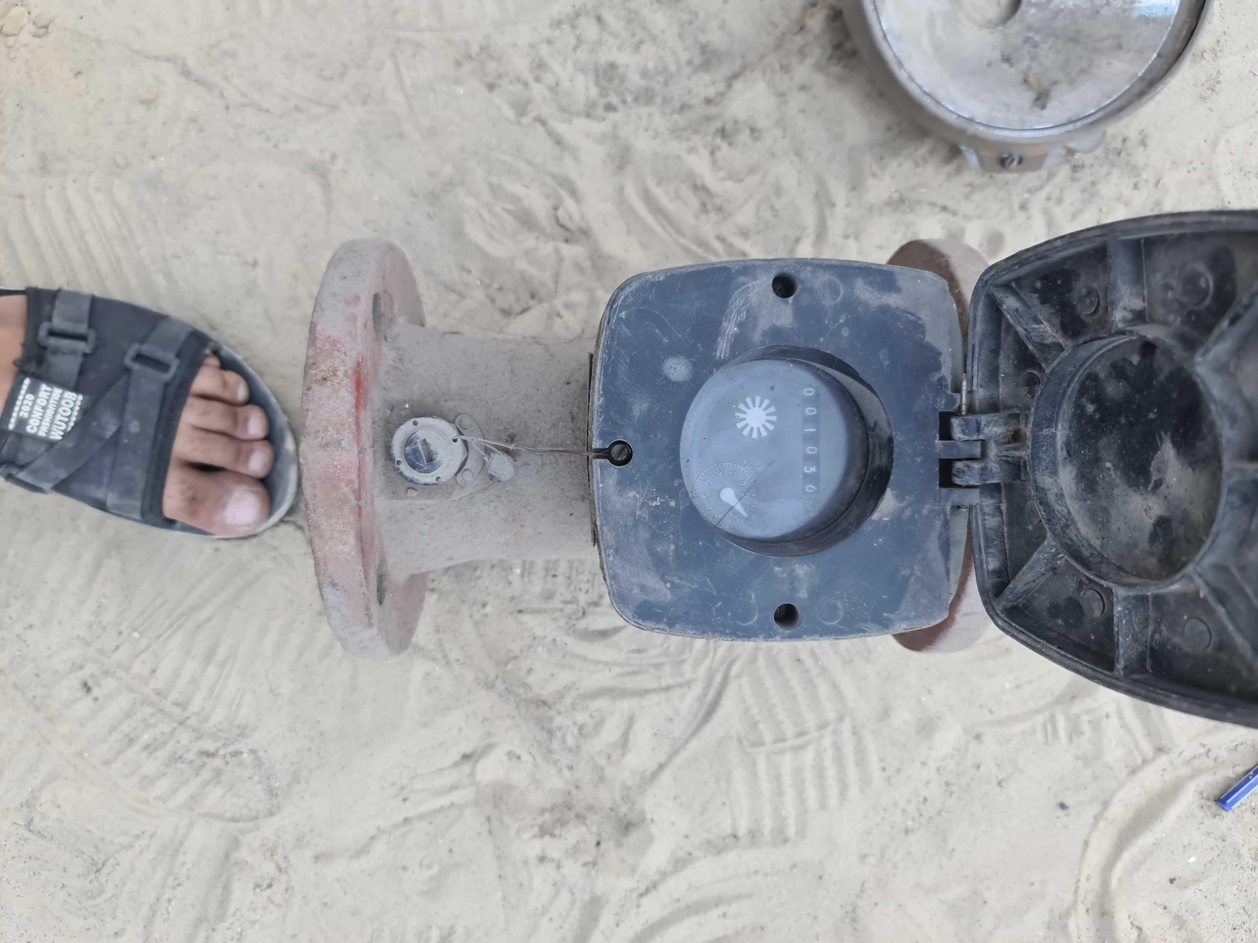 Счетчик турбинный для воды