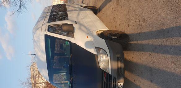 Mercedes Sprinter 211cdi 2.2 110k климатик и печка Може и бартер
