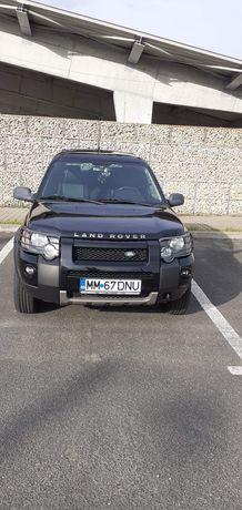 Vand Land Rover freleender