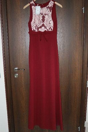 Елегантна вечерна рокля