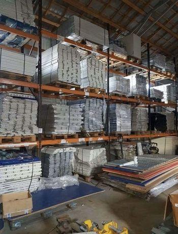 Rafturi metalice depozitare 3877x5267x2887