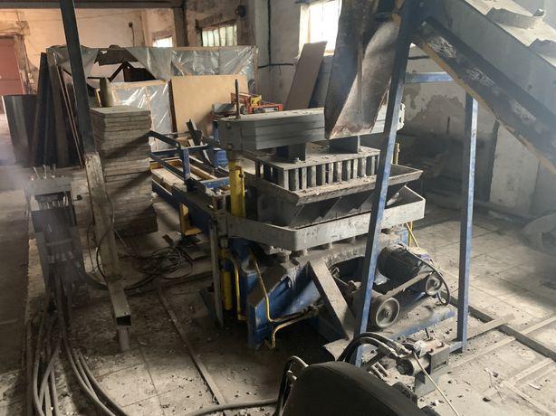 Завод Рифей рам завод шлакоблоков пескоблоков брусчатки