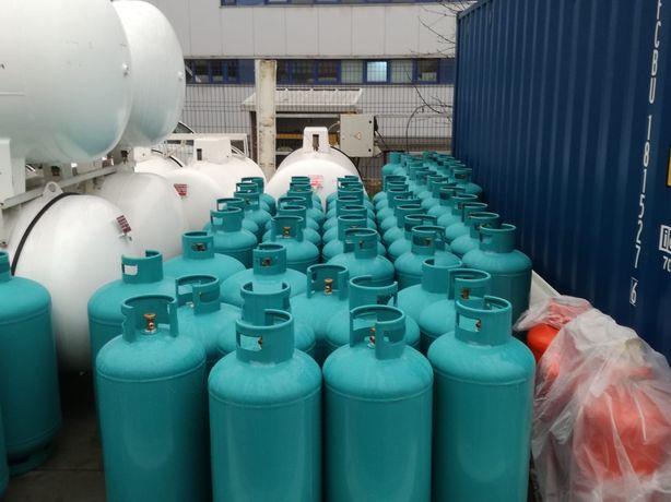 Încălzire gpl  butelii 83 litri pentru centrala termica GPL locuințe n