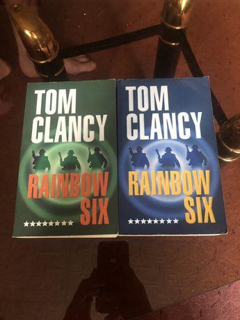 Tom Clancy- Rainbow Six vol I-II