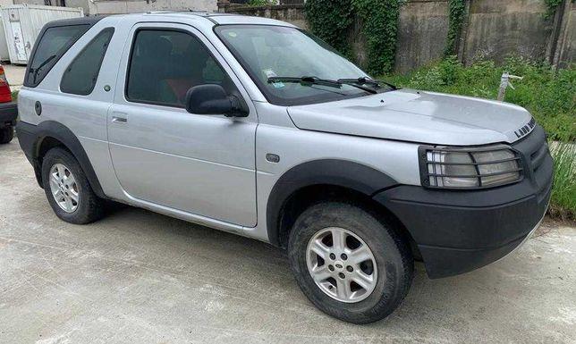 Jante aliaj R15 Land Rover Freelander