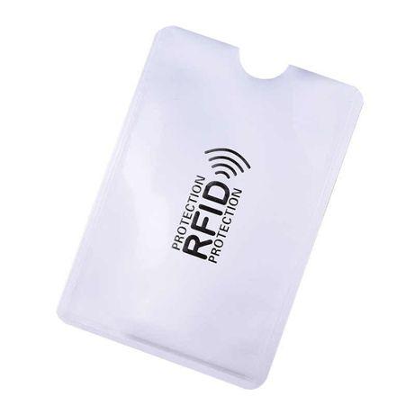 защитный чехол для платежный карт с nfc