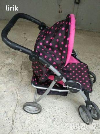 Детска количка за игра