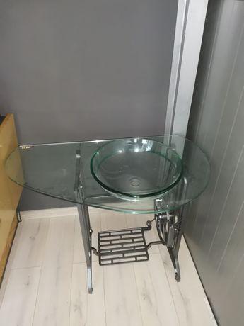 Chiuveta baie din sticla