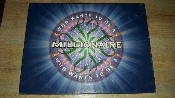 Настолна игра Who wants to be a millionaire