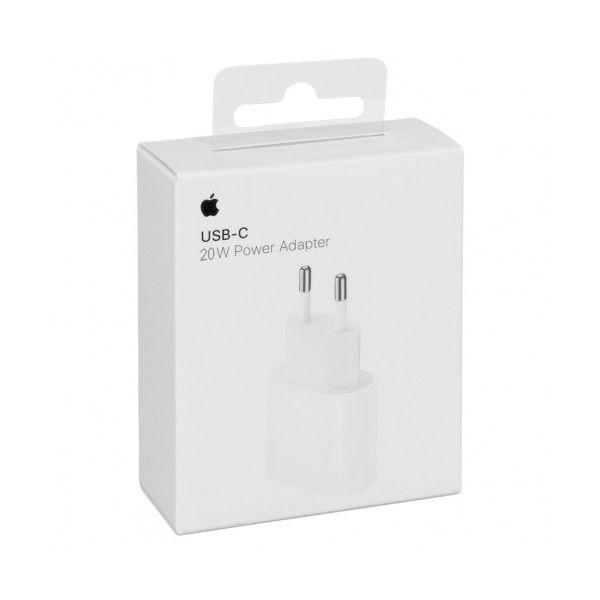 Оригинално зарядно Apple 20W за iPhone 12/Mini/Pro/Max/11/Pro/X/XS/XR гр. София - image 1