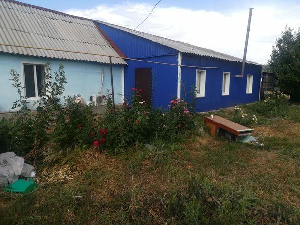 Продается дом Жданово Махамбет