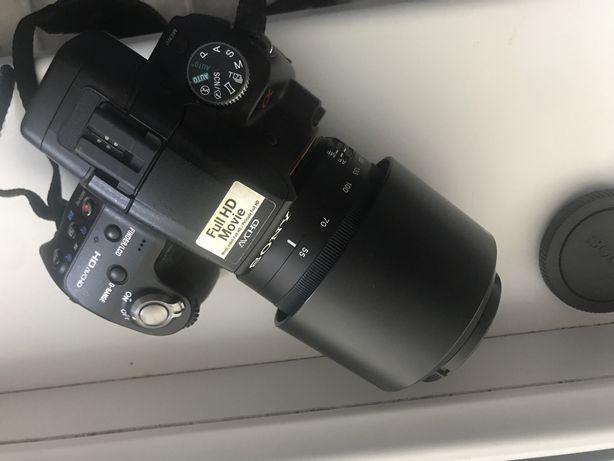 Фотоаппарат Sony Alpha SLT-A35 Body 110 000тг