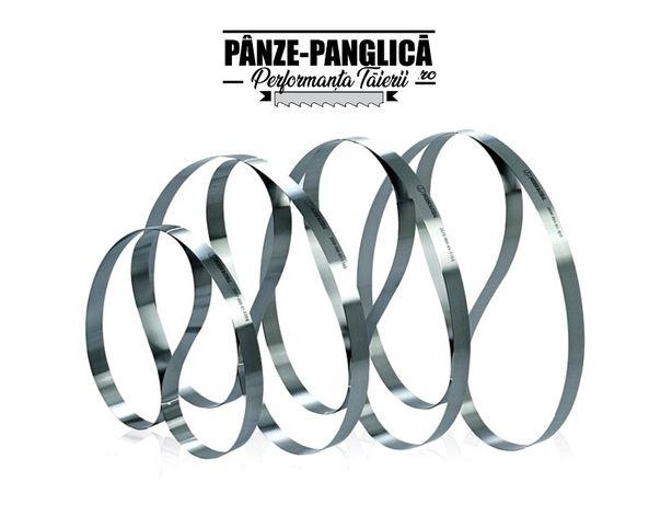 Panza panglica banzic debitare hartie/carton/textile THO KNIFE