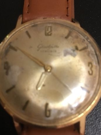 Vintage Glashutte Watch
