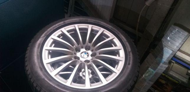 Vând 4 jante aliaj BMW 245x50x18