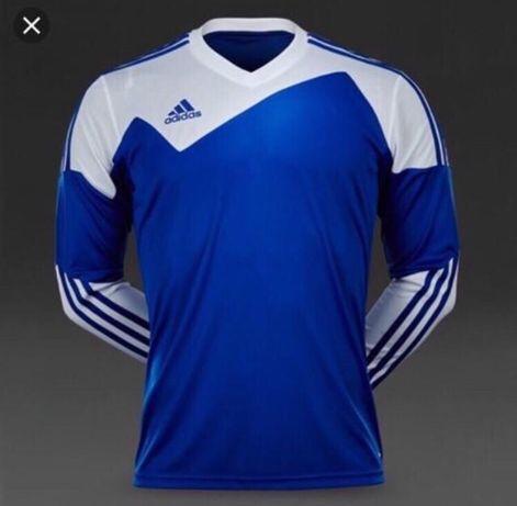 Adidas футбольная форма Адидас. Новая. Этикетки