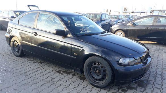 BMW 316TI,На части