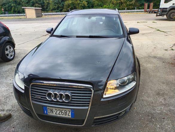 Audi A6 4f, Ауди А6 3.0tdi на Части 233к.с