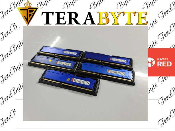 "ОЗУ  Kingston HyperX 8Gb DDR3 1866 Mhz /KASPI/""TERABYTE"" Шымкент"