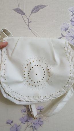 Кажанная сумка в отличном состоянии