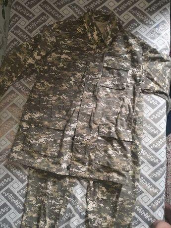 Продам военную форму(штаны, китель)
