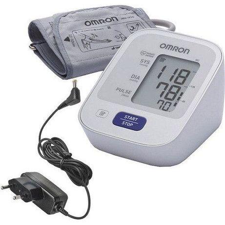 Апарат за кръвно Омрон М2 с адаптор комплект