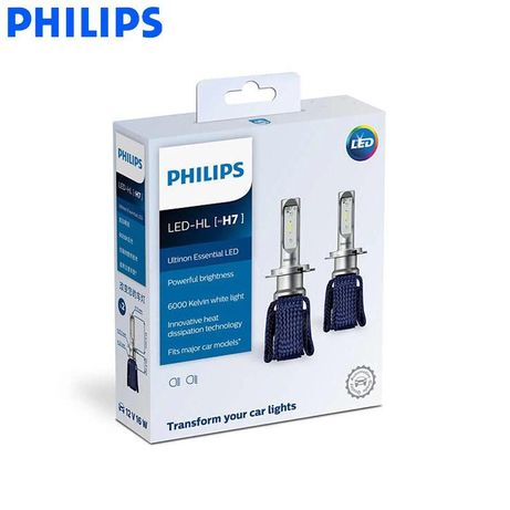 Becuri led Philips H7,H4