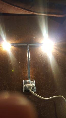 Lampă oglindă birou-noptieră