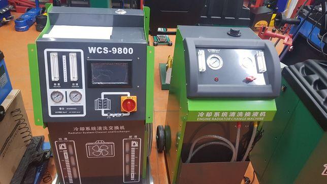 Аппарат для заправки антифриза WCS6800