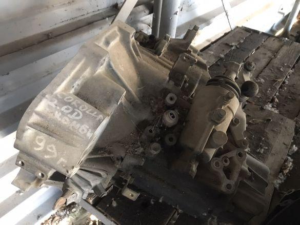 Скоростна кутия skorosti Тойота Корола 2,0Д 99 г