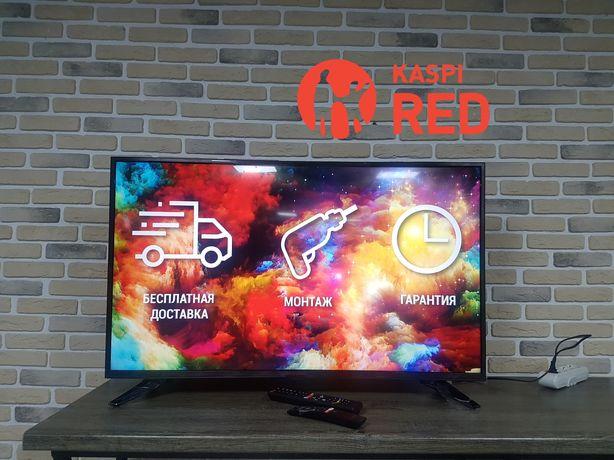 Новый Smart TV Shivaki US43H1400 Рассрочка KASPI RED!Гарантия год!