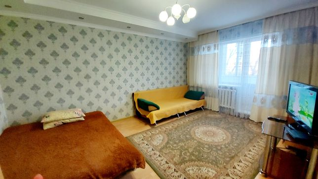 Уютная и чистая квартира с Wi-Fi. Валиханова-Кравцова! Часы 1500